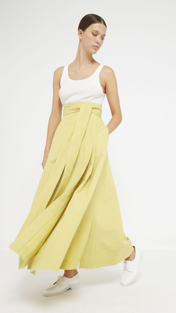 dada-diane-ducasse-jupe-longue-coton-lin-jaune-pe-17-profil