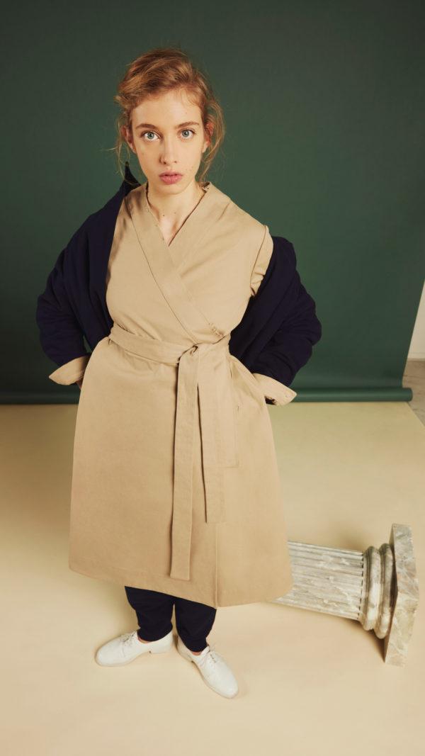 DADA-Diane-Ducasse-AH17-robe-trench-beige