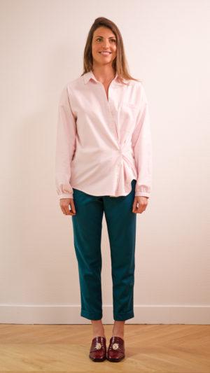DADA-DIANE-DUCASSE-chemise-oversized-pilou-rose-pantalon-elastique-flanelle-canard-4