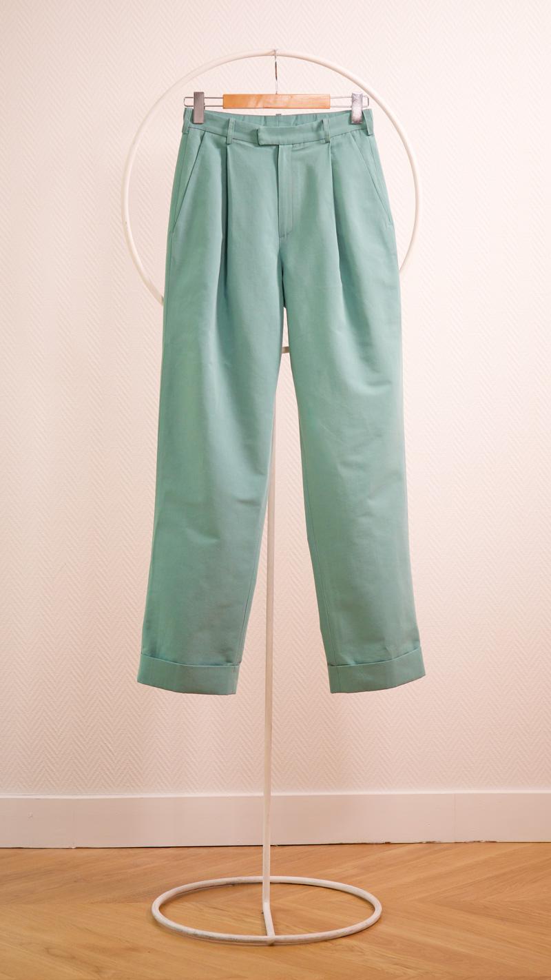 DADA-DIANE-DUCASSE-pantalon-droit-jules-coton-lin-menthe-1