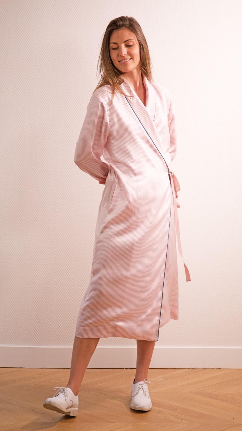 DADA-DIANE-DUCASSE-robe-peignoir-soie-raye-rose-2