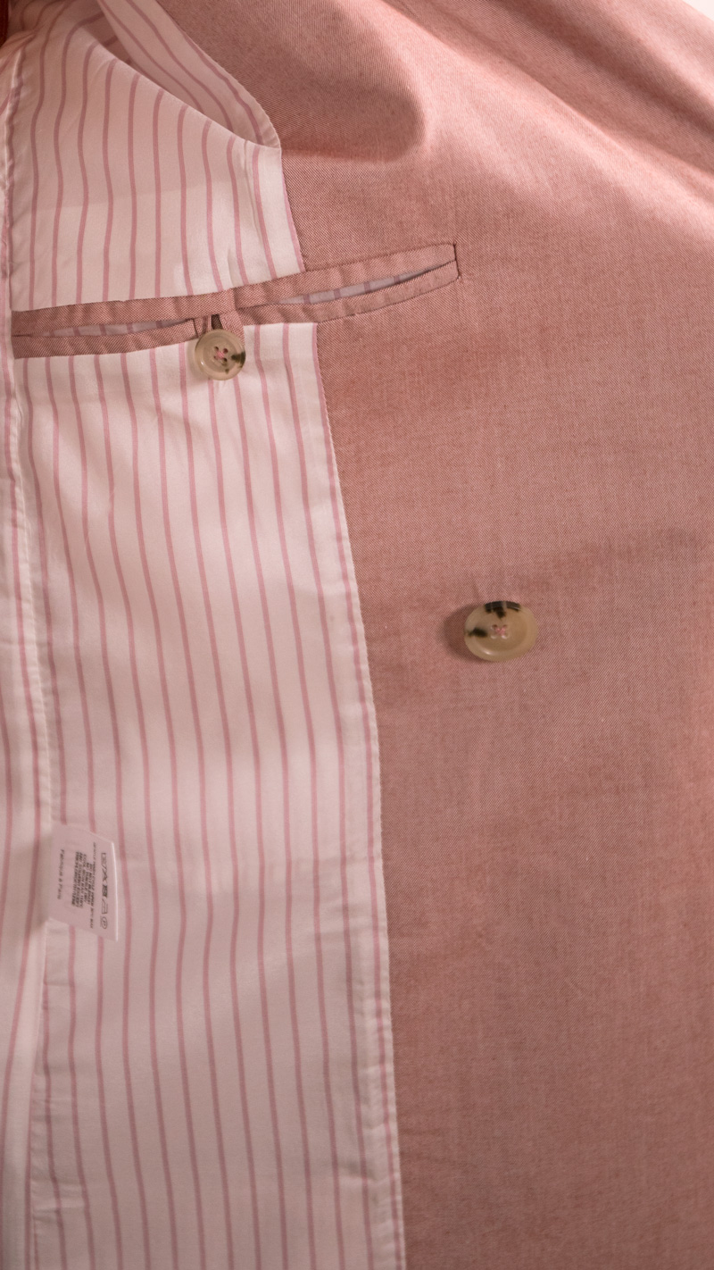 DADA-DIANE-DUCASSE-blazer-croise-jim-coton-vieux-rose-detail