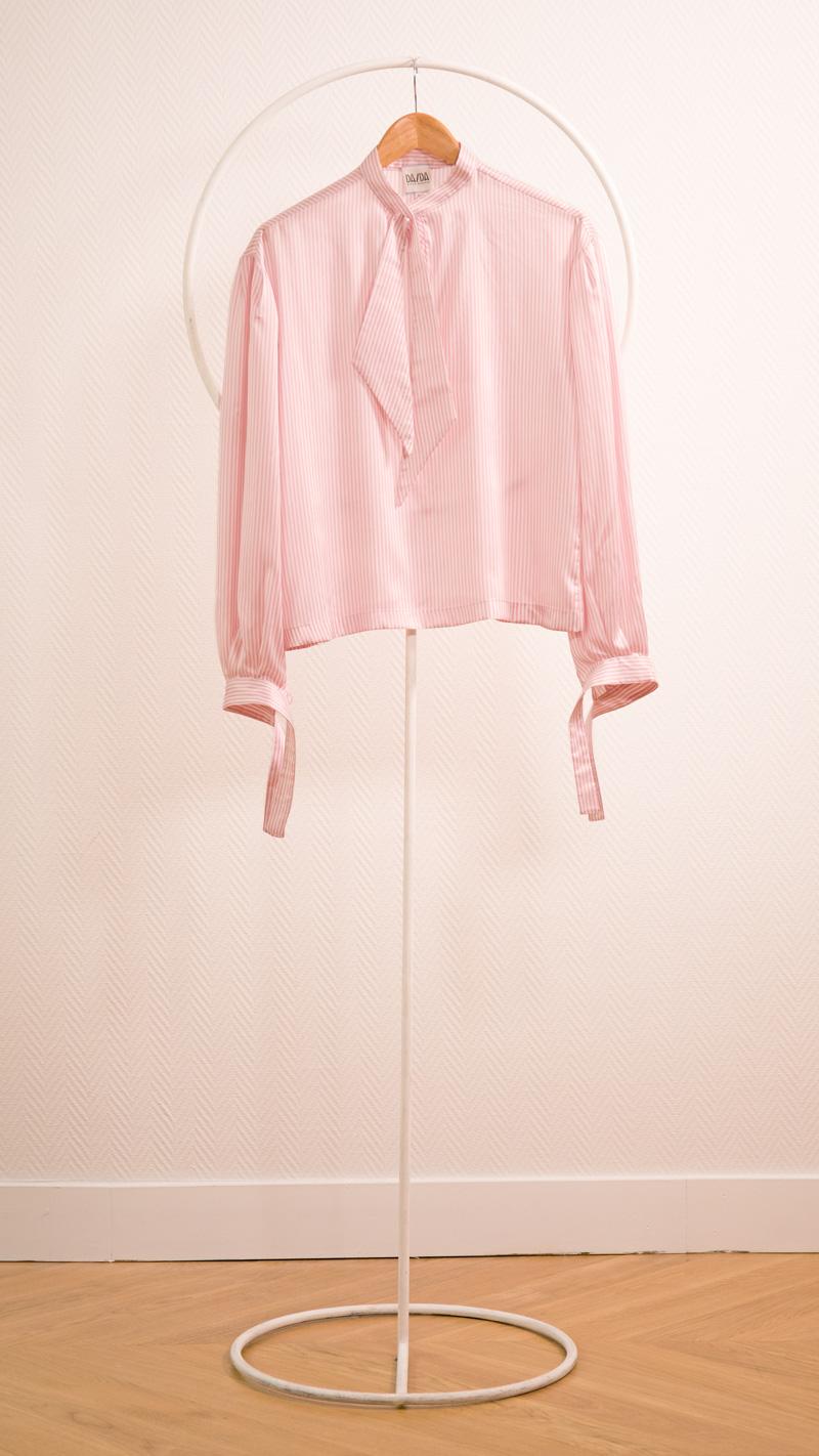 DADA-DIANE-DUCASSE-blouse-bandana-soie-raye-rose-packshot