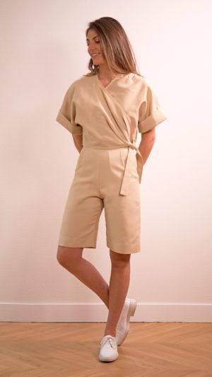 DADA-DIANE-DUCASSE-kimono-bermuda-coton-soie-beige