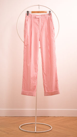 DADA-DIANE-DUCASSE-pantalon-droit-jules-coton-popeline-rayure-orange-packshot