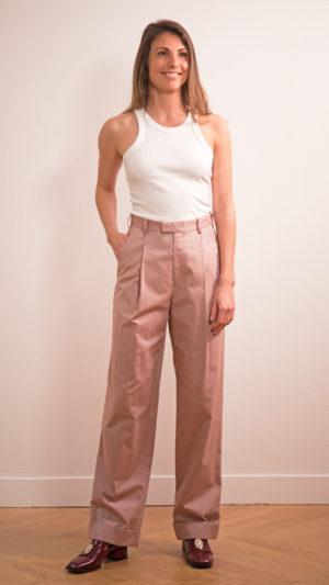 DADA-DIANE-DUCASSE-pantalon-droit-jules-coton-vieux-rose