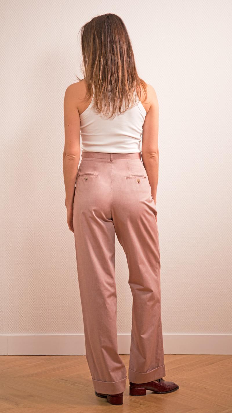 DADA-DIANE-DUCASSE-pantalon-droit-jules-coton-vieux-rose-dos