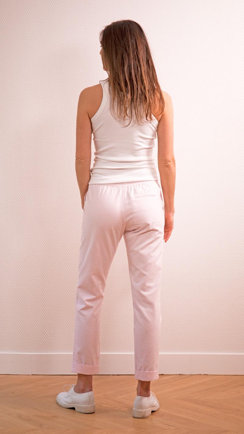 DADA-DIANE-DUCASSE-pantalon-elastique-pilou-coton-rose-dos
