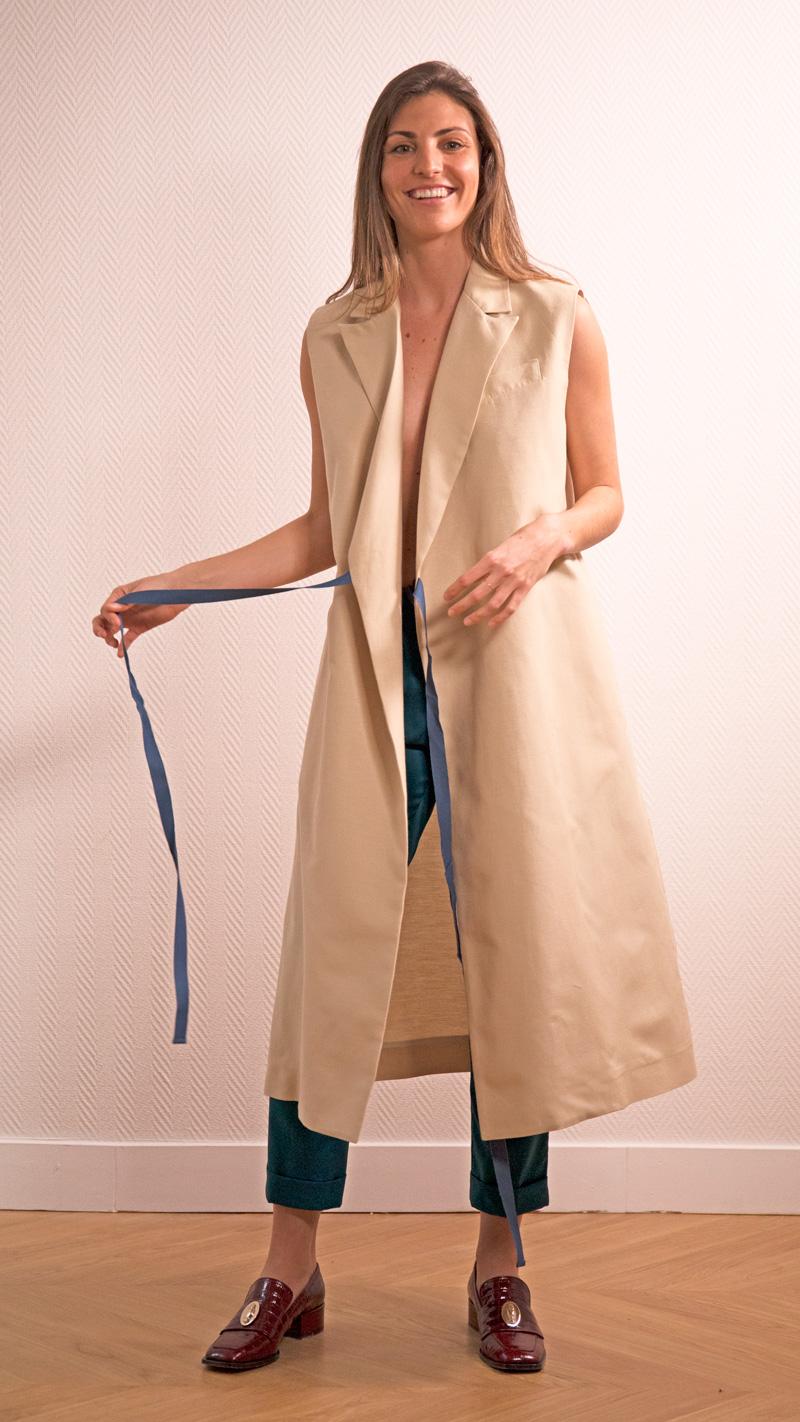 DADA-DIANE-DUCASSE-robe-tailleur-soie-coton-beige-1