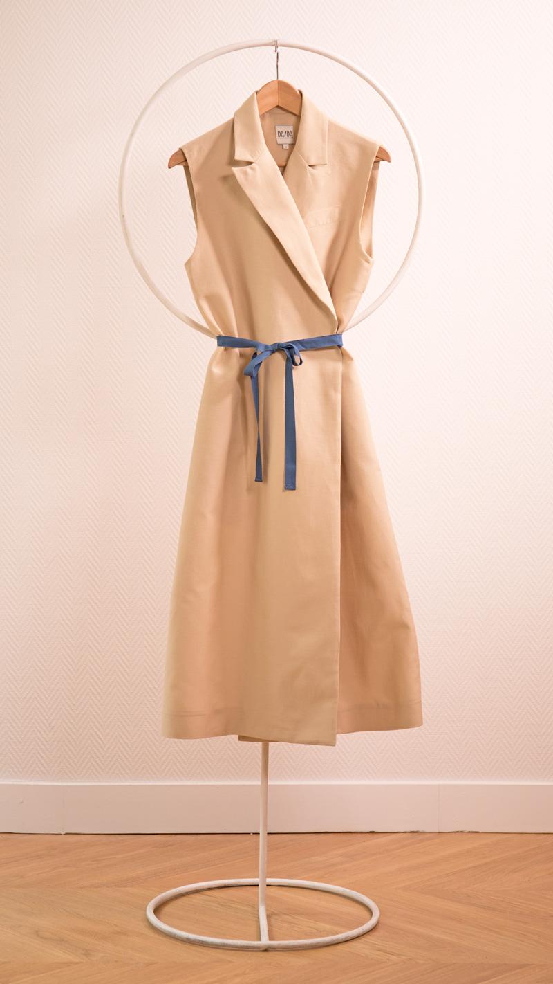 DADA-DIANE-DUCASSE-robe-tailleur-soie-coton-beige-packshot