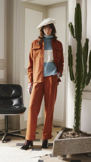 DADA-Diane-Ducasse-AH21-chemise-boyscout-pantalon-jules-flanelle-orange-pull-over-maille-1