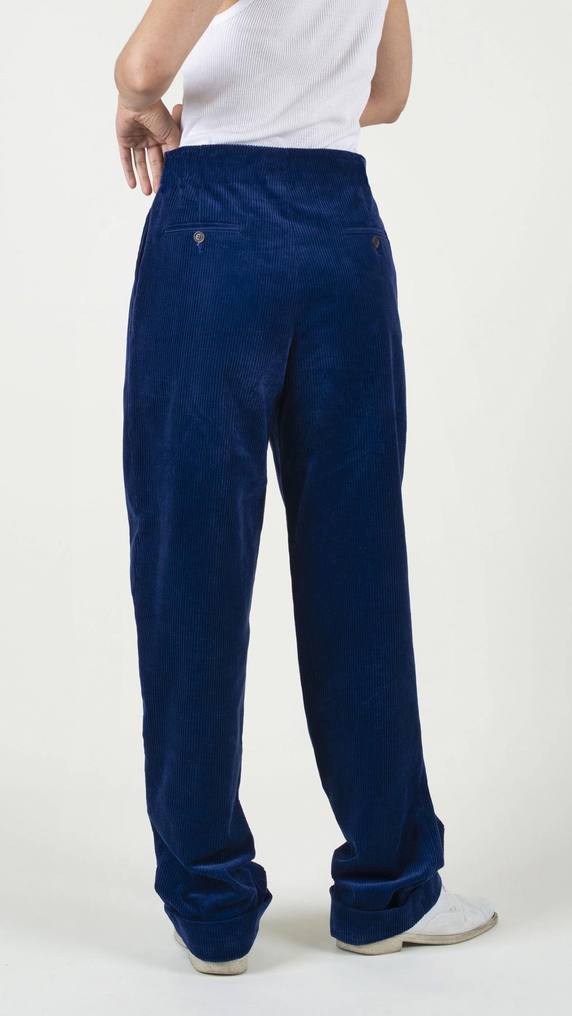 DADA-Diane-Ducasse-AH21-pantalon-droit-jules-velours-bleu-roi-dos