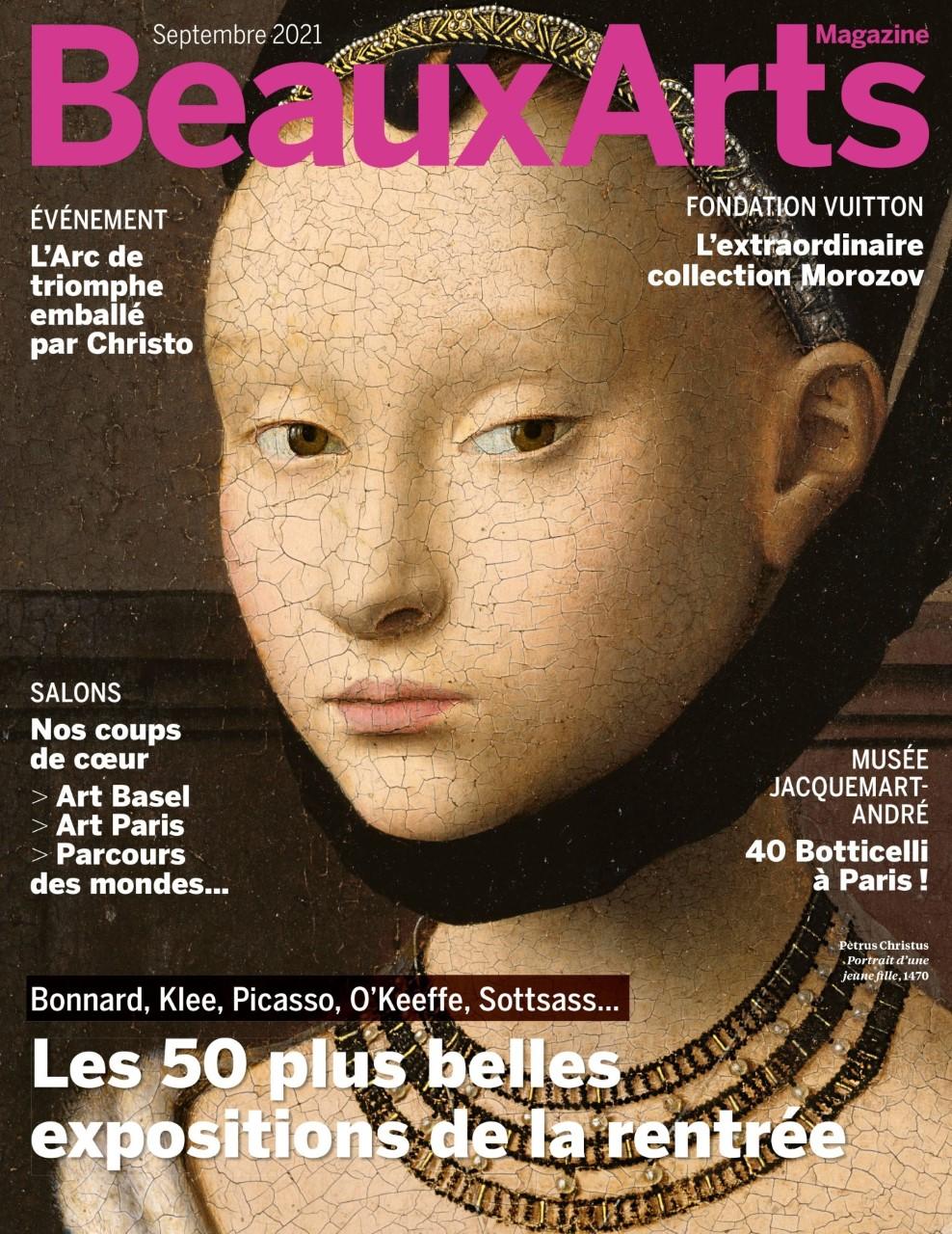 thumbnail_BEAUX-ARTS-magazine-Sept-2021-couv